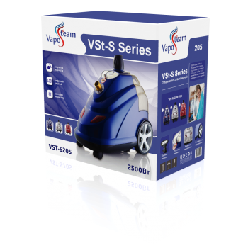 Отпариватель VapoSteam VSt-SJ205,серебристый