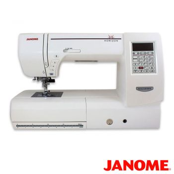 Швейная машина Janome Horizon Memory Craft 8200 QC