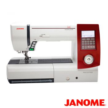 Швейная машина Janome Memory Craft 7700 QCP Horizon